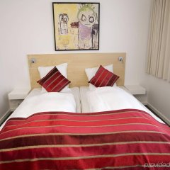Hotel Jernbanegade комната для гостей фото 2