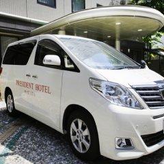 Отель President Hakata Хаката городской автобус