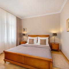 Отель Hunger Wall Residence Чехия, Прага - отзывы, цены и фото номеров - забронировать отель Hunger Wall Residence онлайн комната для гостей фото 2