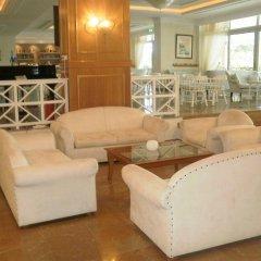 Elea Beach Hotel интерьер отеля