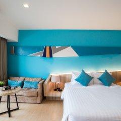 J Inspired Hotel Pattaya комната для гостей фото 2