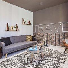 Отель Sweet Inn Apartments - Fira Sants Испания, Барселона - отзывы, цены и фото номеров - забронировать отель Sweet Inn Apartments - Fira Sants онлайн комната для гостей фото 4