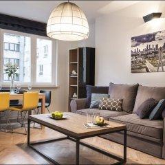 Апартаменты P&O Apartments Nowogrodzka комната для гостей фото 4