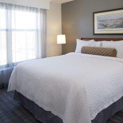 Отель Residence Inn By Marriott Minneapolis Bloomington Блумингтон комната для гостей