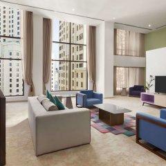 Ramada Hotel & Suites by Wyndham JBR комната для гостей фото 2