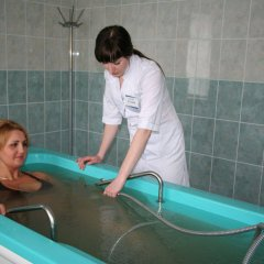 Гостиница Мариот Медикал Центр спа фото 2