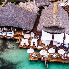 Отель Be Live Experience Hamaca Beach - All Inclusive Доминикана, Бока Чика - 1 отзыв об отеле, цены и фото номеров - забронировать отель Be Live Experience Hamaca Beach - All Inclusive онлайн приотельная территория