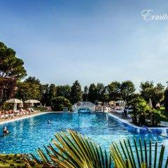 Отель Ermitage Bel Air Medical Hotel Италия, Лимена - отзывы, цены и фото номеров - забронировать отель Ermitage Bel Air Medical Hotel онлайн бассейн