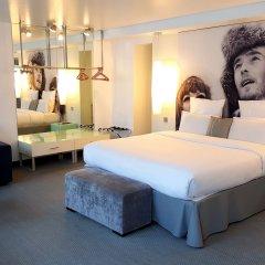 Kube Hotel Ice Bar комната для гостей