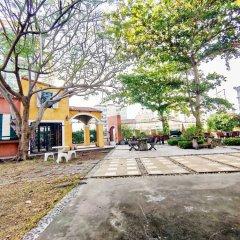 Отель OYO 109 Ozone Prime Resort Паттайя парковка