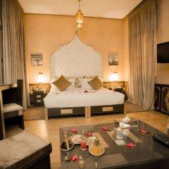 Отель Dar Si Aissa Suites & Spa Марокко, Марракеш - отзывы, цены и фото номеров - забронировать отель Dar Si Aissa Suites & Spa онлайн комната для гостей фото 4