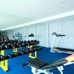 D@Sea Hotel фитнесс-зал фото 4