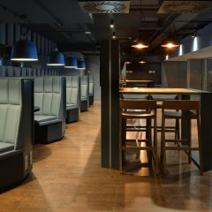 Отель Courtyard by Marriott Brussels EU гостиничный бар