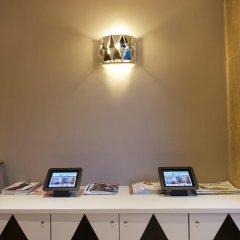 Отель Abbatial Saint Germain Франция, Париж - отзывы, цены и фото номеров - забронировать отель Abbatial Saint Germain онлайн интерьер отеля фото 2