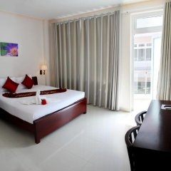 Отель 1001 Hotel Вьетнам, Фантхьет - отзывы, цены и фото номеров - забронировать отель 1001 Hotel онлайн комната для гостей фото 4