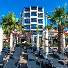 Aurasia Beach Hotel Турция, Мармарис - отзывы, цены и фото номеров - забронировать отель Aurasia Beach Hotel онлайн фитнесс-зал