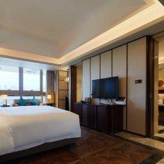 Отель Fu Rong Ge Hotel Китай, Сиань - отзывы, цены и фото номеров - забронировать отель Fu Rong Ge Hotel онлайн комната для гостей