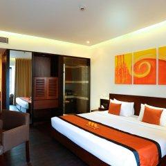 Отель Citrus Waskaduwa комната для гостей фото 2