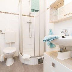 Апартаменты Checkvienna – Apartment Huetteldorfer Strasse Вена ванная фото 2