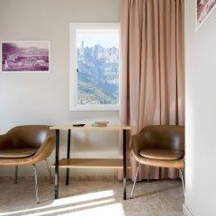 Hotel Restaurant Guilleumes удобства в номере
