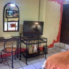 Hotel Camino Maya удобства в номере