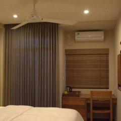 Отель Maakanaa Lodge спа