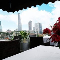 Anpha Boutique Hotel балкон