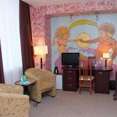 Мини-отель Bier Лога Стандартный номер с различными типами кроватей фото 15