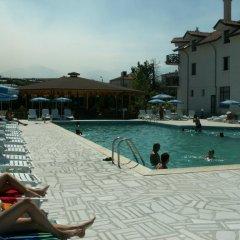 Отель Dolna Bania Hotel Болгария, Боровец - отзывы, цены и фото номеров - забронировать отель Dolna Bania Hotel онлайн бассейн фото 3