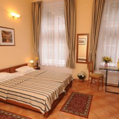 Отель Budapest Museum Central комната для гостей фото 2