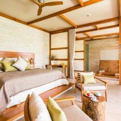 Отель Fusion Resort Phu Quoc Вьетнам, остров Фукуок - отзывы, цены и фото номеров - забронировать отель Fusion Resort Phu Quoc онлайн комната для гостей фото 4