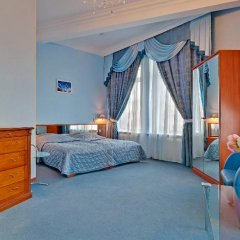 Гостиница Варшава 3* Стандартный номер с двуспальной кроватью фото 3