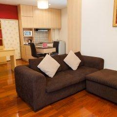 Отель ZEN Rooms Ekkamai 10 Suites Бангкок комната для гостей