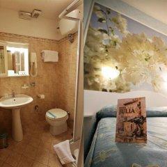 Отель Julia Guesthouse Италия, Рим - отзывы, цены и фото номеров - забронировать отель Julia Guesthouse онлайн ванная
