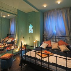 Мини-Отель Амстердам комната для гостей фото 12