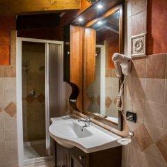 Отель Il Nido - Residence Country House Казаль-Велино ванная