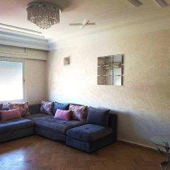 Апартаменты Furnished Apartment Casablanca комната для гостей фото 2
