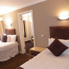 Отель Lord Nelson Hotel Великобритания, Ливерпуль - 1 отзыв об отеле, цены и фото номеров - забронировать отель Lord Nelson Hotel онлайн комната для гостей фото 2