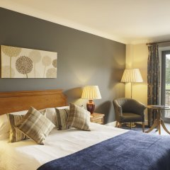 Woodbury Park Hotel комната для гостей