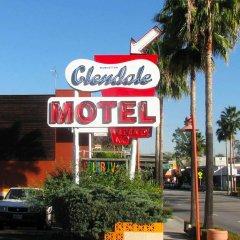 Отель Glendale Motel США, Глендейл - отзывы, цены и фото номеров - забронировать отель Glendale Motel онлайн парковка