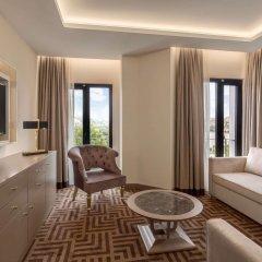 Ramada Hotel & Suites Istanbul Golden Horn комната для гостей