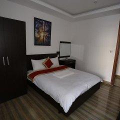 Dat Thien An Hotel Далат сейф в номере
