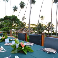 Отель Daku Resort Савусаву детские мероприятия фото 2