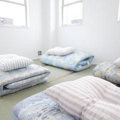 Отель KITSUNE SHIPPO - Hostel Япония, Токио - отзывы, цены и фото номеров - забронировать отель KITSUNE SHIPPO - Hostel онлайн комната для гостей фото 3