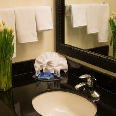 Отель Fairfield Inn by Marriott Washington D.C. США, Вашингтон - отзывы, цены и фото номеров - забронировать отель Fairfield Inn by Marriott Washington D.C. онлайн ванная
