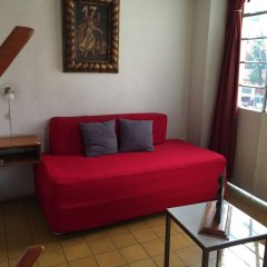 Отель Hostel Lit Guadalajara Мексика, Гвадалахара - отзывы, цены и фото номеров - забронировать отель Hostel Lit Guadalajara онлайн комната для гостей фото 2