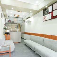 Отель Treebo Trend Bliss Raja Park интерьер отеля