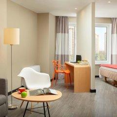 Отель Ibis Нижний Новгород комната для гостей фото 2