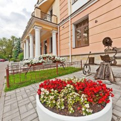Мини-Отель Натали Пушкин балкон