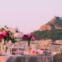 Отель New Hotel Греция, Афины - отзывы, цены и фото номеров - забронировать отель New Hotel онлайн приотельная территория